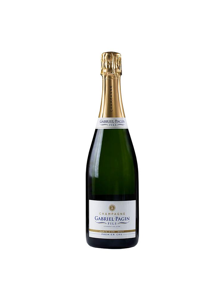 champagne flaska